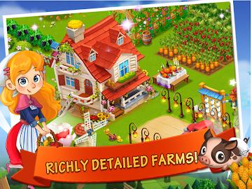 Happy Farm:Candy Day Screenshot 10