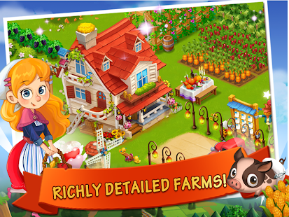 Happy Farm:Candy Day- screenshot thumbnail