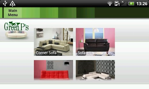 Green P's Furniture- screenshot thumbnail
