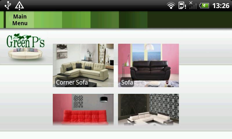 Green P's Furniture - screenshot