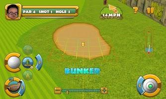 Screenshot of Golf Championship