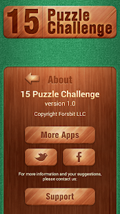 15 Puzzle Challenge- screenshot thumbnail