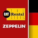 Zeppelin Rental Deutschland icon