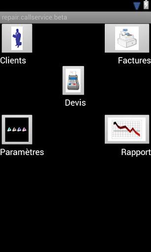 Devis et facture avec pub Android screenshots {n} 1