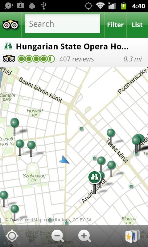 Budapest City Guide screenshot #2