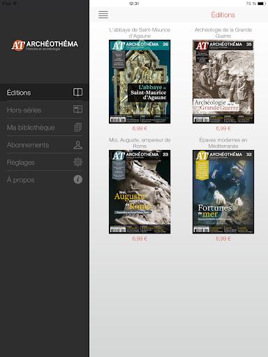 玩書籍App|Archéothéma免費|APP試玩