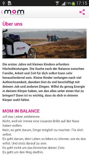 Mom in Balance Deutschland