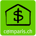 Mortgage interest Switzerland icon