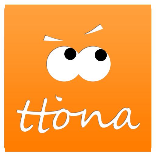 娛樂必備App|또나(TTONA)-작가가  직접  그려주는 캐리커쳐 LOGO-綠色工廠好玩App