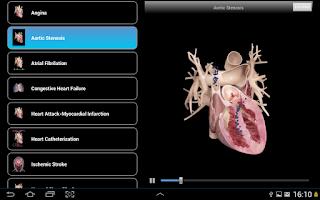Screenshot of Cardiological
