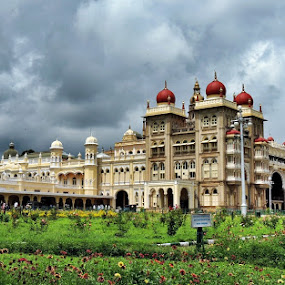 King's Home by Pritha Gupta - Buildings & Architecture Public & Historical ( ancient, buildings, historical, architecture, palace )