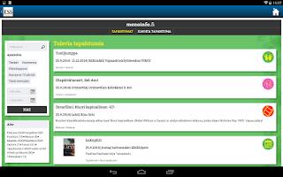 Screenshot of ESS Digilehti