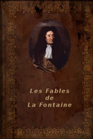 Fables de La Fontaine old - screenshot