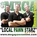 Mega Pawn & Jewelry logo