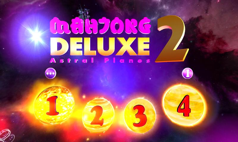 Mahjong Deluxe 2 - screenshot