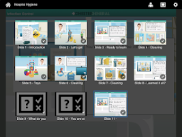 Screenshot of Adobe Presenter