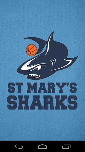 St Marys Sharks Basketball
