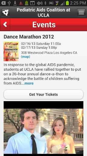 Pediatric AIDS Coalition UCLA
