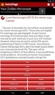 Horoscope 2016- Astrology 2016- screenshot thumbnail