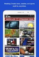 Screenshot of WOWT 6 News