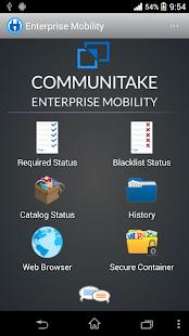 Enterprise Mobility - screenshot thumbnail