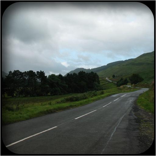 个人化のスコットランド壁紙の土地 LOGO-記事Game