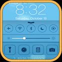 iPhone 5S iOS 7 Lock Screen icon