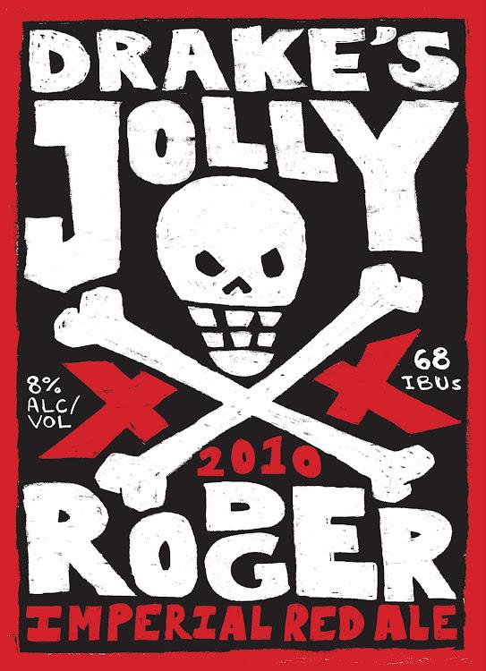 Logo of Drake's Jolly Rodger (2010)