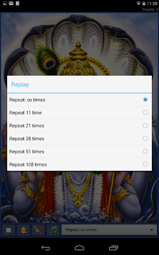 Download Lord Vishnu Chants APK latest version app by Sai