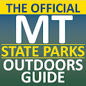 MT State Parks Outdoors Guide logo