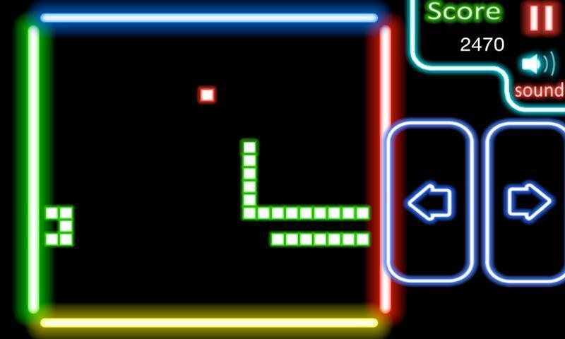 Doodle Snake 🐍- screenshot