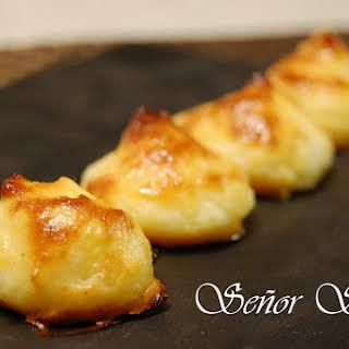 Duchess Potatoes.