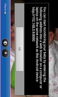 BabyCam Monitor - screenshot thumbnail