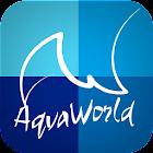 AqvaWorld Wellness family club icon