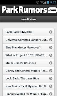 Park Rumors- screenshot thumbnail