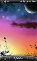 Screenshot of Fantasy DawnPro Live Wallpaper