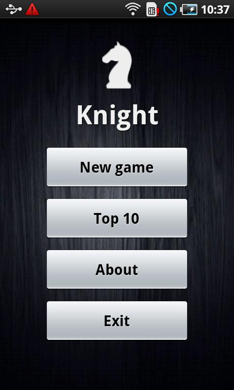 Knight's Tour - screenshot