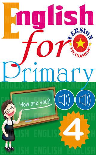 English for Primary 4 Viet Nam