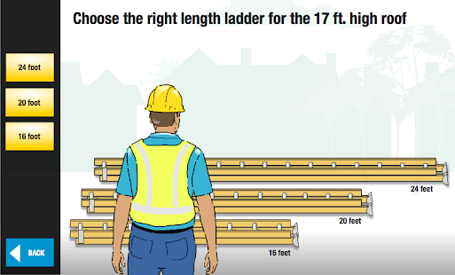 Ladder Safety- screenshot thumbnail