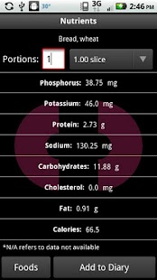 KidneyDiet- screenshot thumbnail
