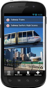 Subway Train: Sydney Surfer - screenshot thumbnail