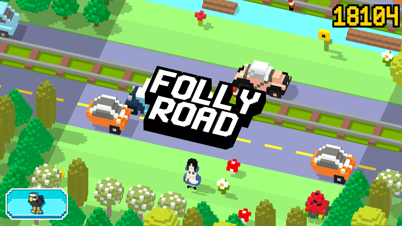 Folly Road- screenshot