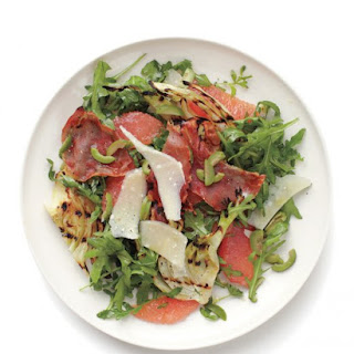 Grapefruit and Grilled Fennel Salad