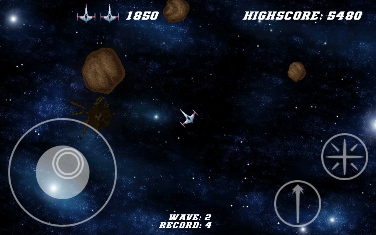 Starfield Defender- screenshot