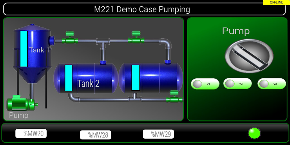 Scada Touch Lite Hmi Modbus Android Apps On Google Play