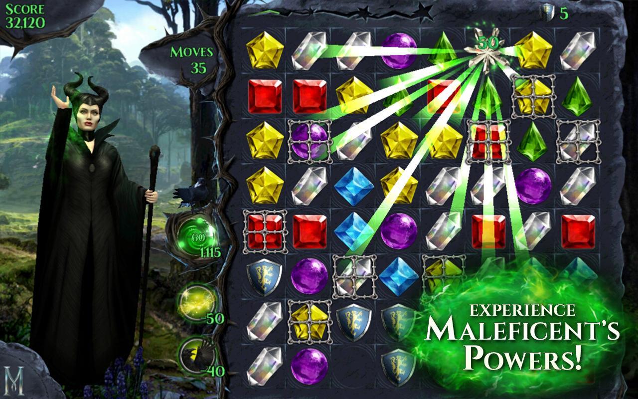 Maleficent Free Fall screenshot #15