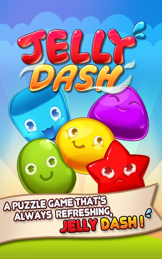Jelly Dash- screenshot