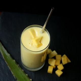 Mango Lassi With Mango Juice Recipes.