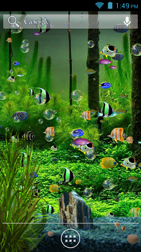 aquarium live wallpaper free download for pc wallpaper fish 3d free