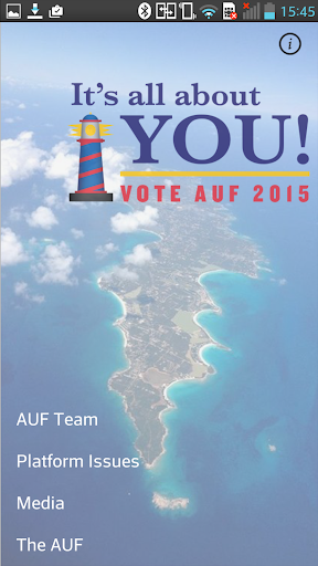 VOTE AUF 2015